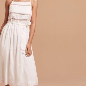 Aritzia Wilfred Honoree Dress, OAK, Size M